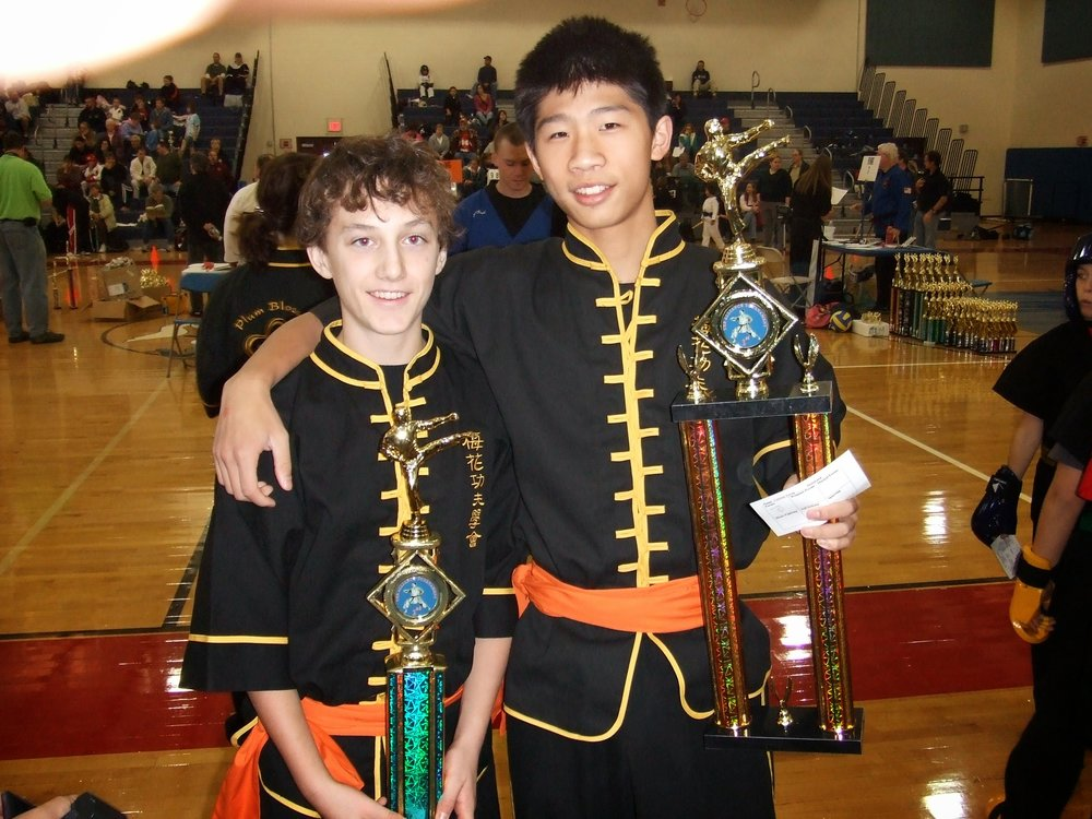 Chris and Vincent - Tournament - Fall 2007