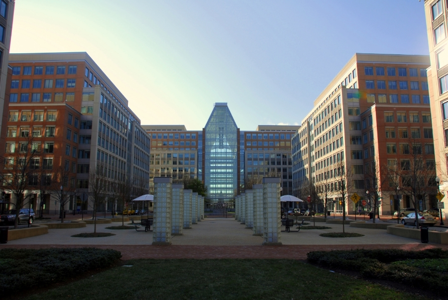 USPTO Headquarters in Alexandria, Virginia