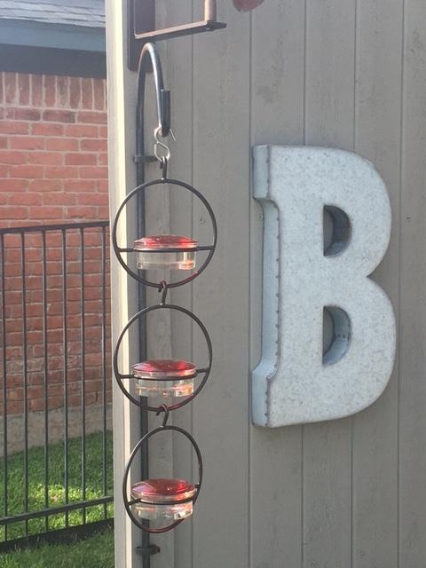 Randal Bell - Hummingbird Tower