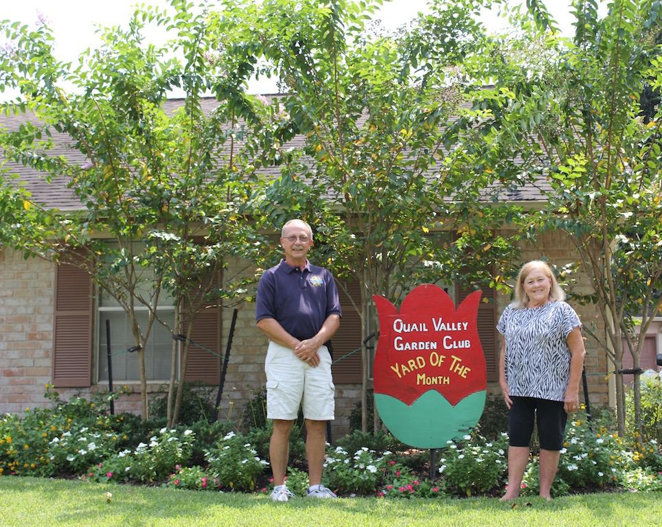 Paulette and Gregory Stafford,3519 Glenn Lakes Lane