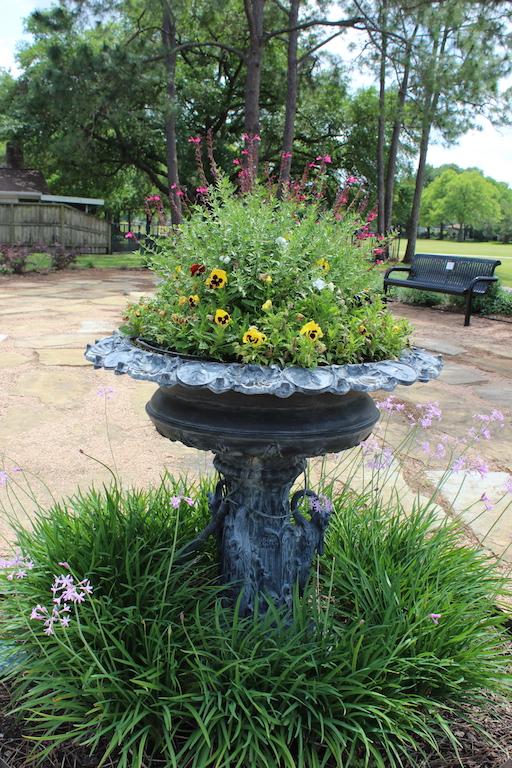 Quail Valley Garden Club Tee Garden