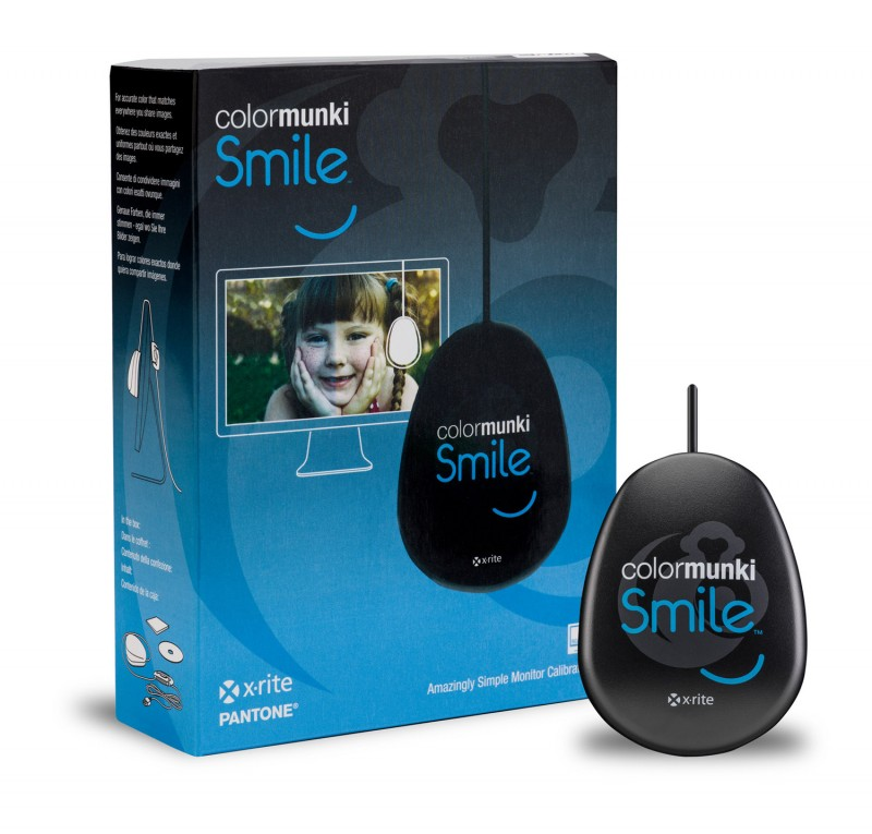 ColorMunki Smile is the perfect tool for the photo hobbyist, like the family photographer, scrap booker, or designer. You'll even appreciate the difference when you're gaming or viewing images on line. Really it's for just about any enthusiast that wants to know the color on their monitor is correct.  Price US $ 89.00