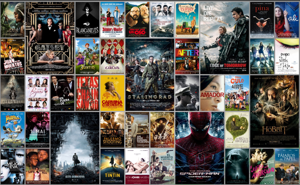 Hollywood movies graded in SGO MISTIKA