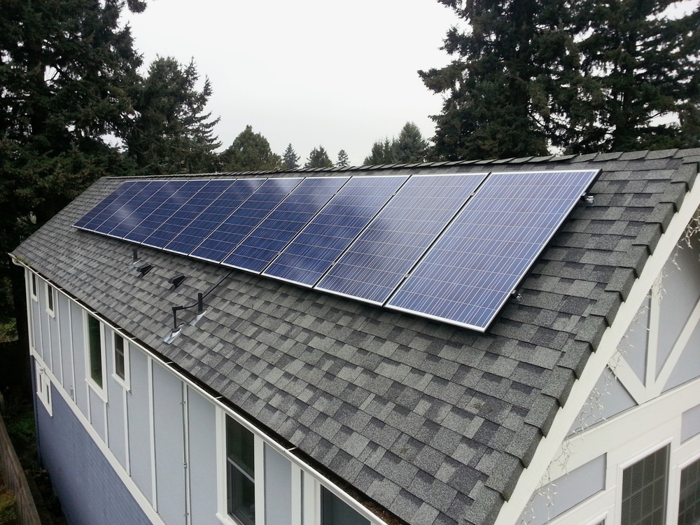 Residential Solar - Portland, Oregon