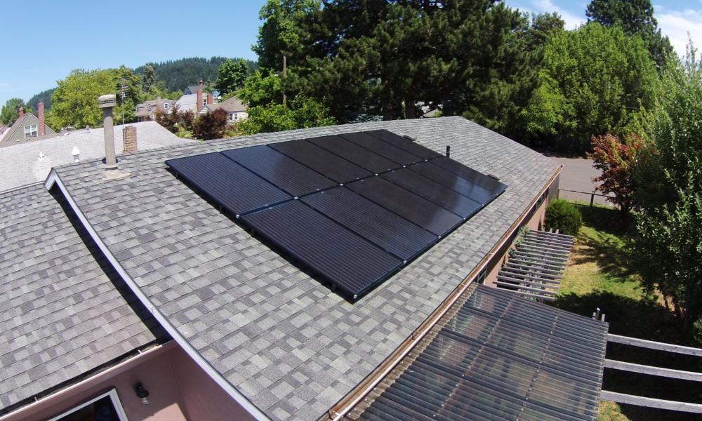 3.3 kW Residential Solar - Portland, Oregon