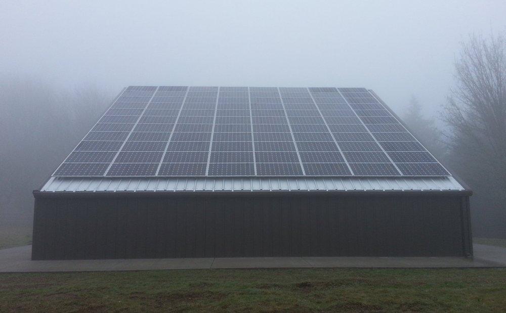 Pacific Northwest Solar Rain