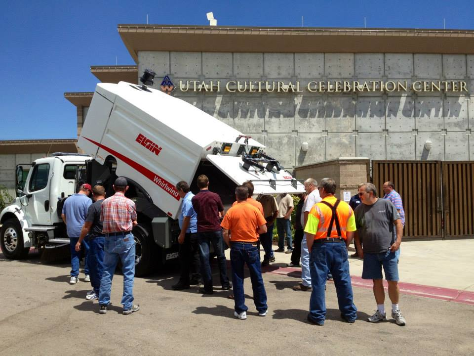 vactor elgin training