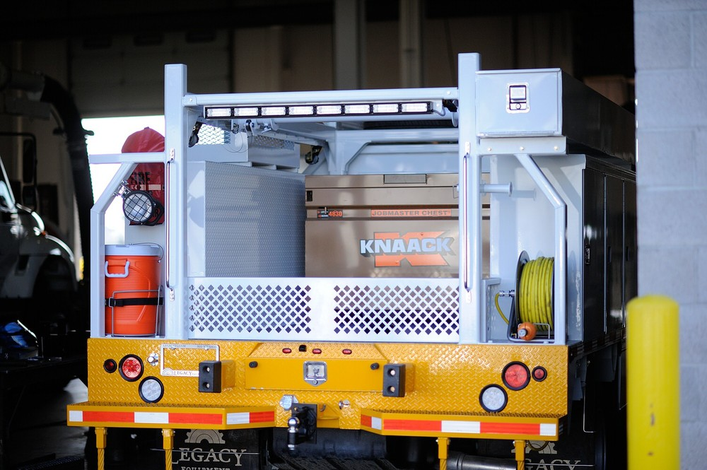 What do you need on your truck?   From hydraulics to snowblowers, cranes or tool storage solutions, we can get it done.   Contact Us
