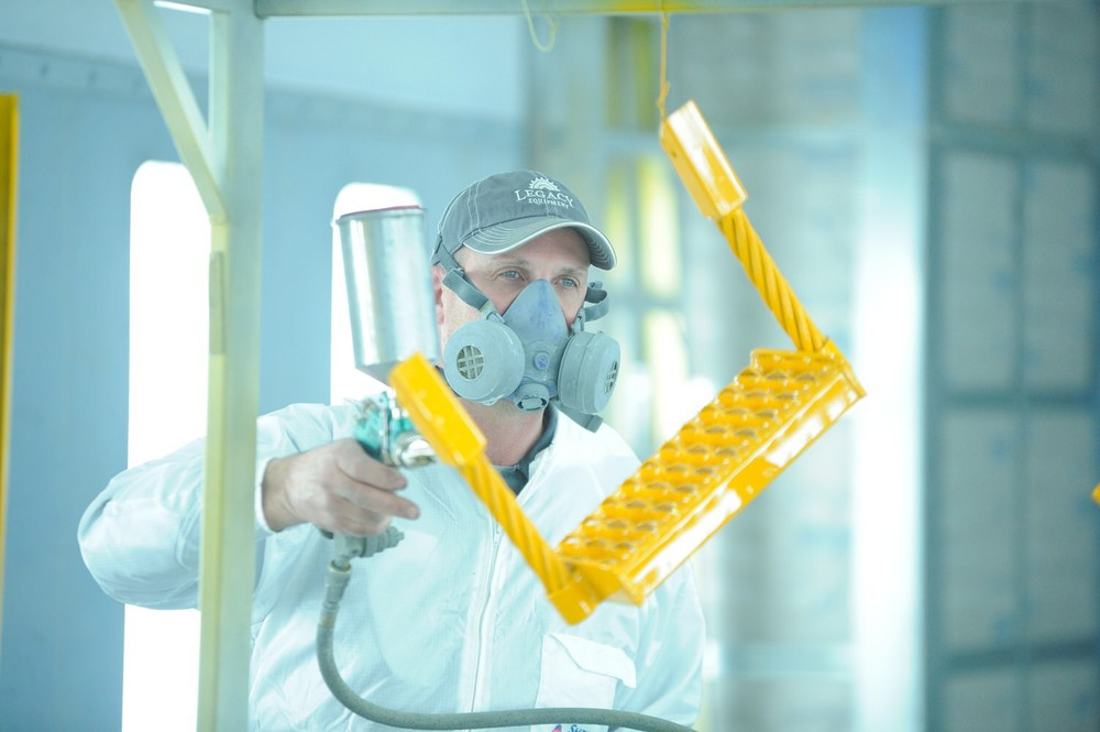 State-of-the art facilities  Recent expansion includes a full-size paint booth.   Contact Us