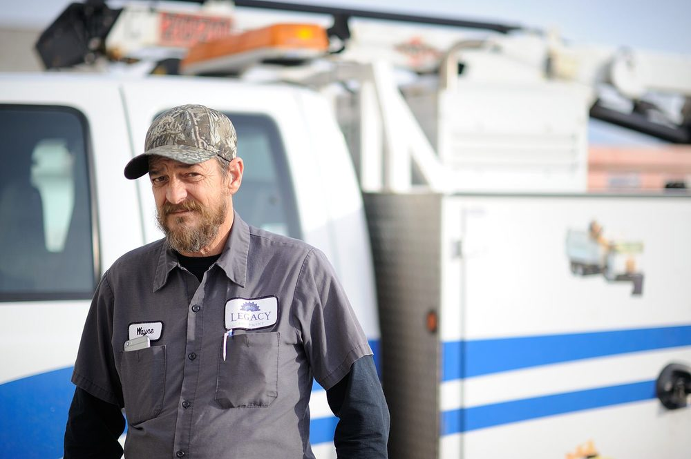 equipment field service utah