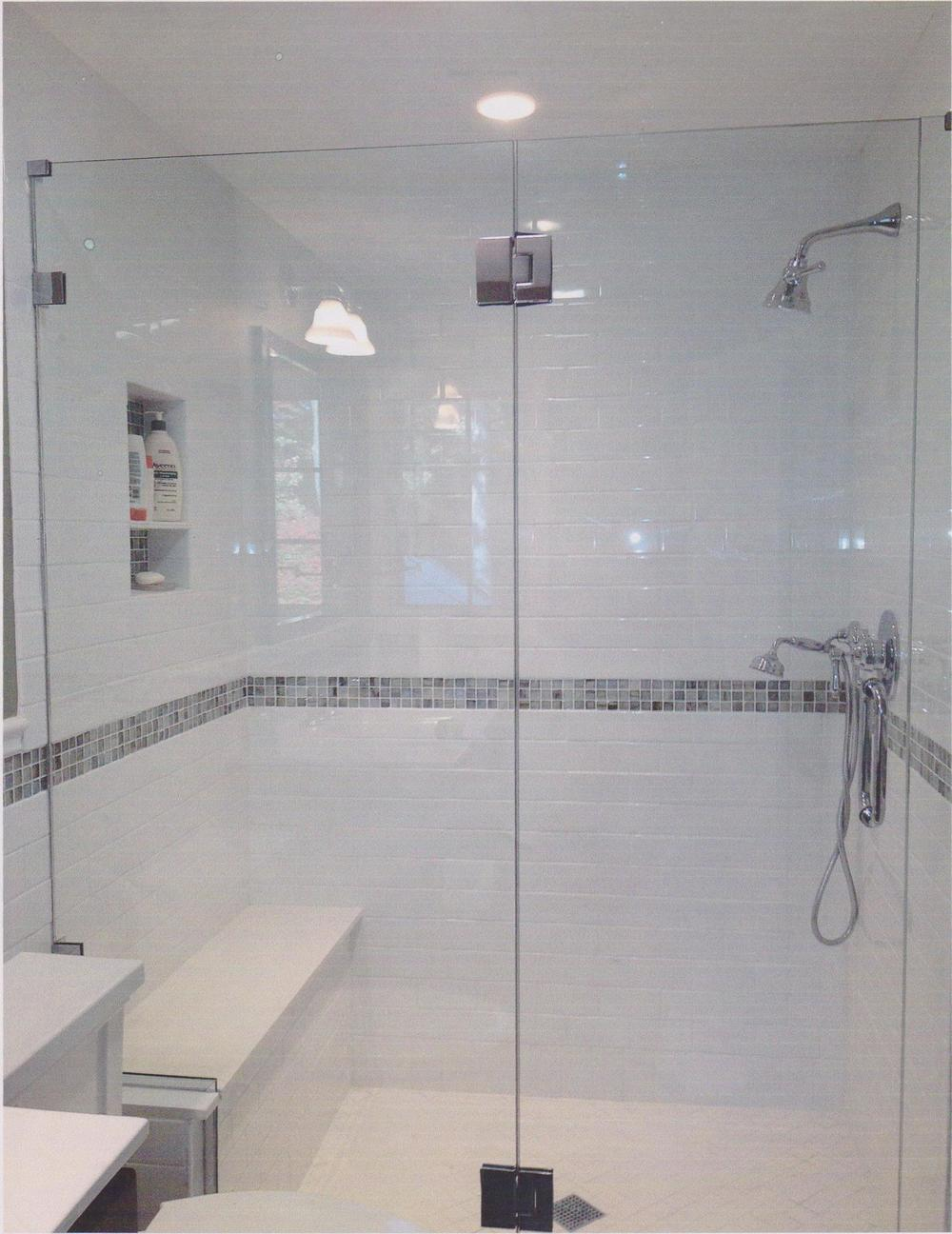 When it comes to designing, replacing, and installing glass shower doors, Stamford Shower Glass & Mirror has you covered. Click   here   to learn how we can convert your bathroom into a fresh and contemporary space.