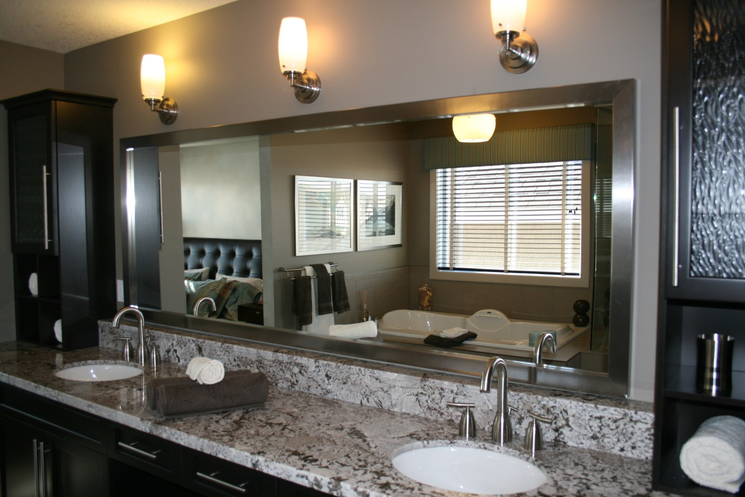 mirrors  stamford shower glass and mirror, Home decor