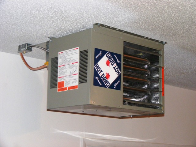 Garage Heaters A Amp N Heating Cooling Llc Milwaukee Wi