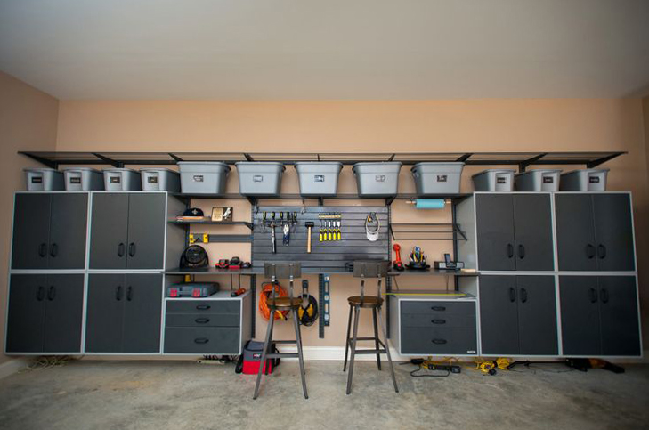 Garage heaters a n heating cooling llc milwaukee wi for Garage cools