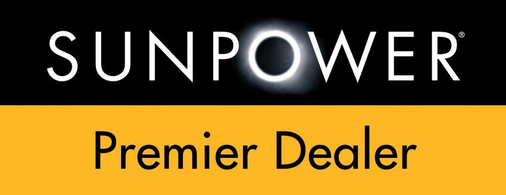We are proud to be apart of an exclusive group of SunPower Premier Dealers