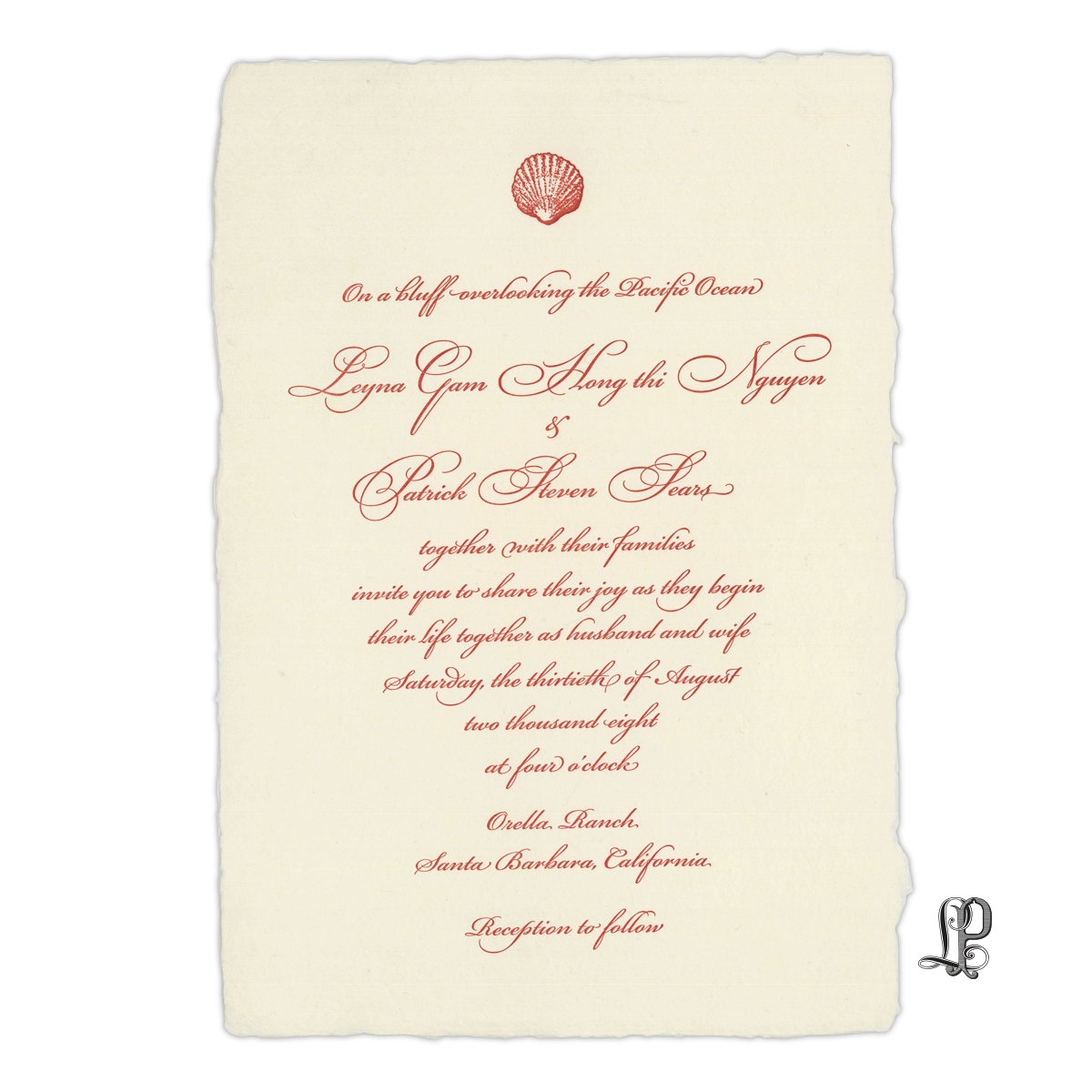 Invitations Wedding Letter Perfect Stationery