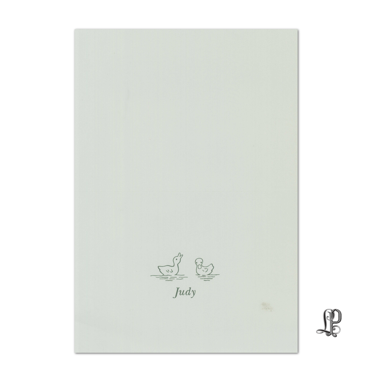 design letter perfect stationery