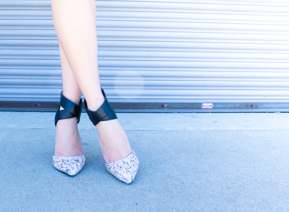 Enzo Anglioni Pumps | via The Chic Diary