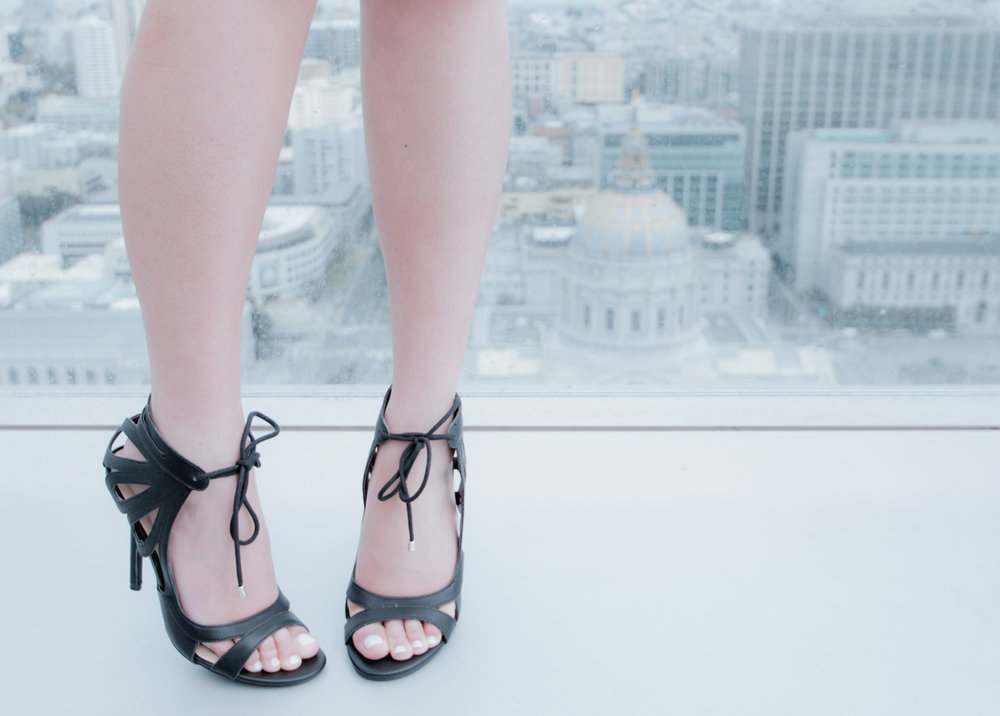 ModCloth - 'My Loops Are Sealed' Heels | The Chic Diary