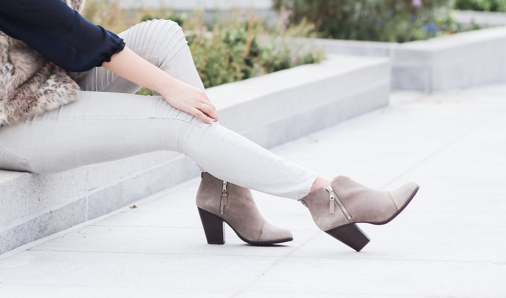 rag & bone Margot Booties | The Chic Diary