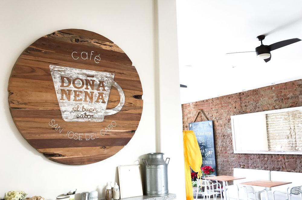 Cafe Dona Nena | San Jose del Cabo, Mexico