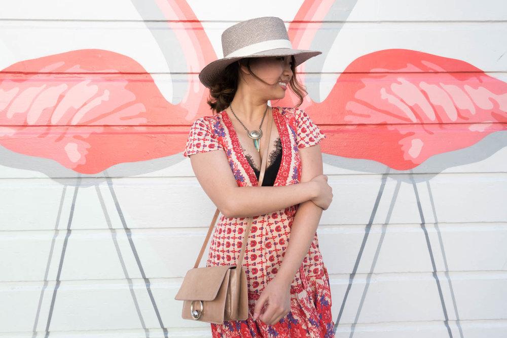 Janessa Leone Calla Bolero Hat | The Chic Diary