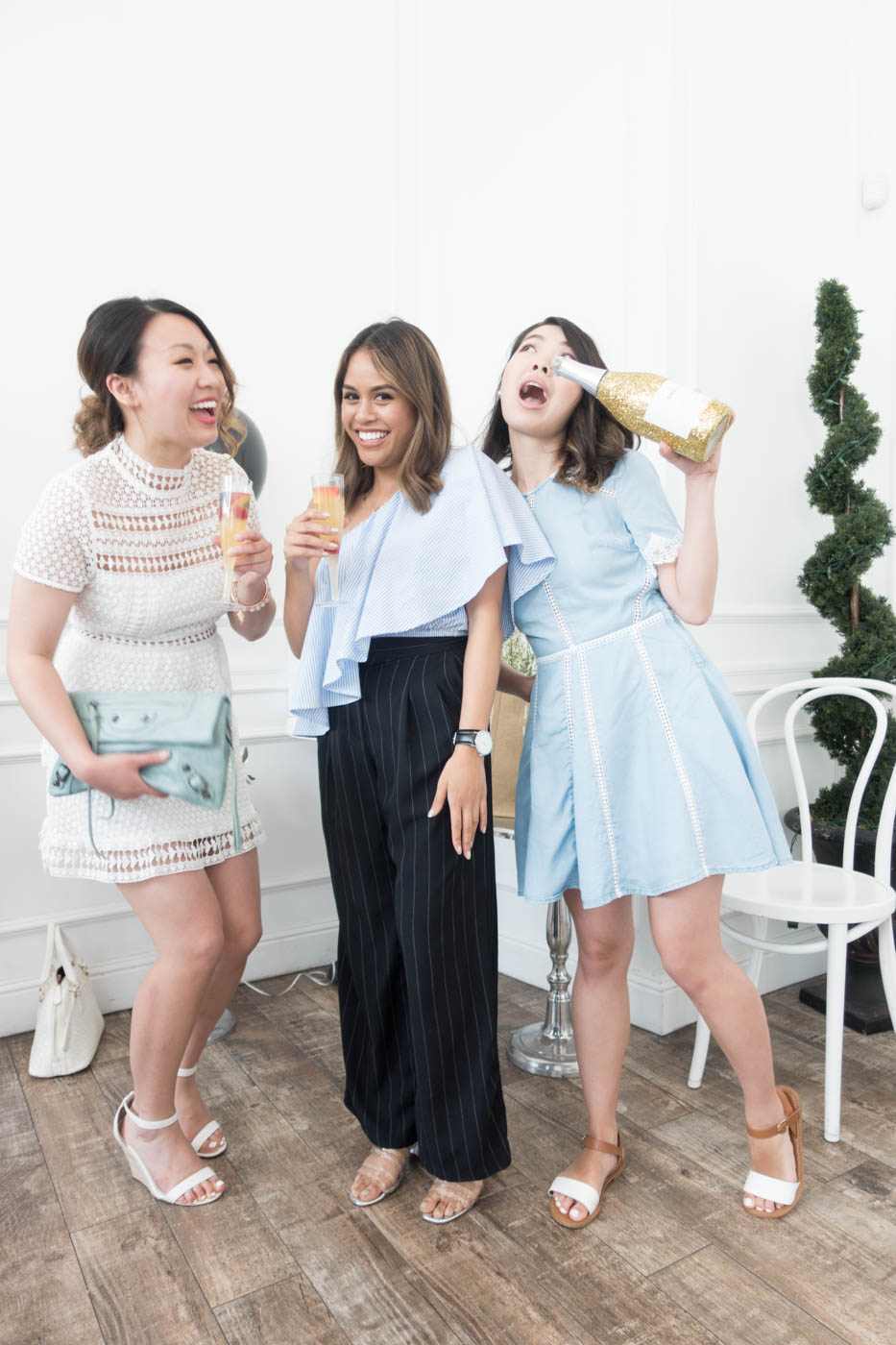 Spring Soiree with Luxe & Linen & Thy Time | The Chic Diary