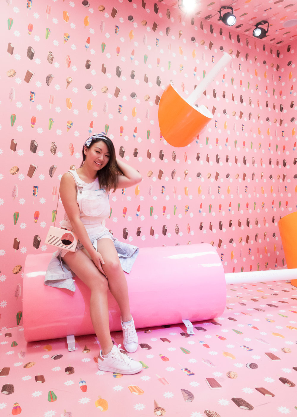 Museum of Ice Cream SF Push Pop Room | The Chic Diary