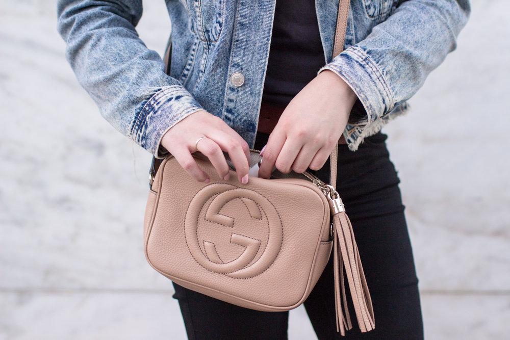 Gucci Soho Disco Bag | The Chic Diary