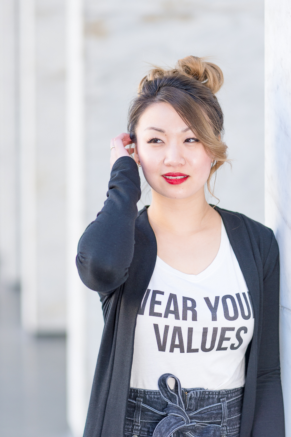 Farm Fresh Clothing x Remake Wear Your Values T-Shirt | The Chic Diary