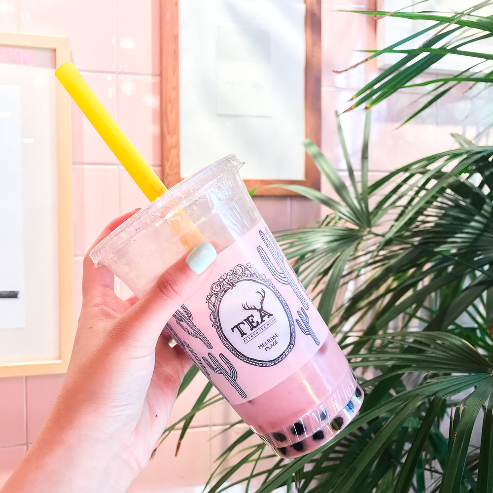 Alfred Tea Room 2 - LA Food Guide | The Chic Diary