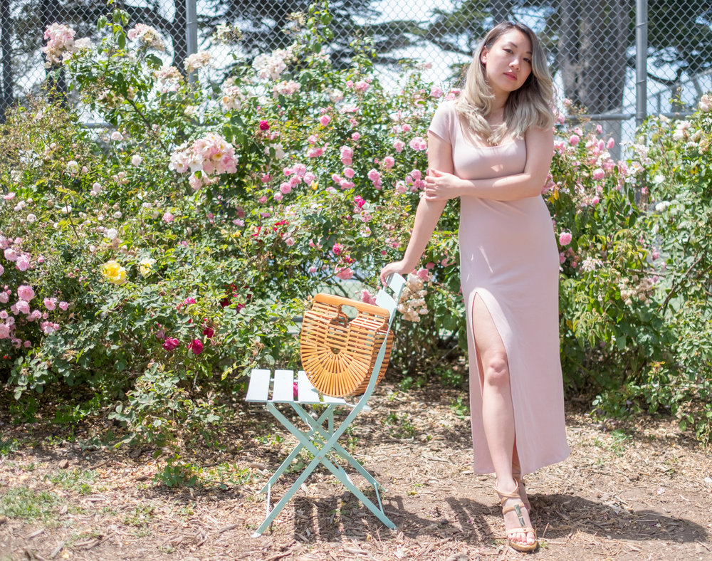Reformation Harlen Dress | The Chic Diary