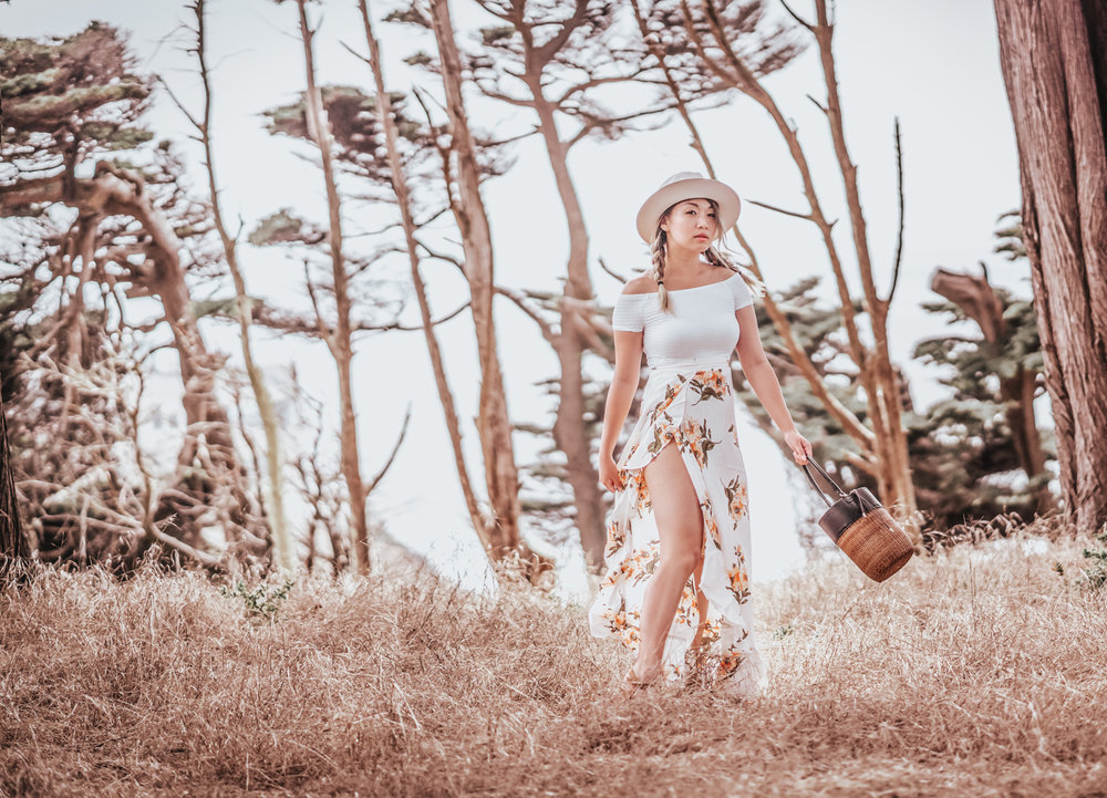 Flynn Skye Monica Maxi Skirt | The Chic Diary