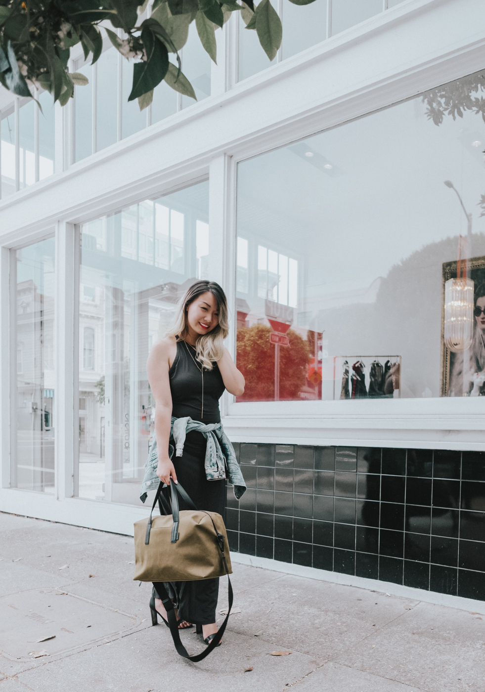 Away Luggage - The Everywhere Bag | The Chic Diary