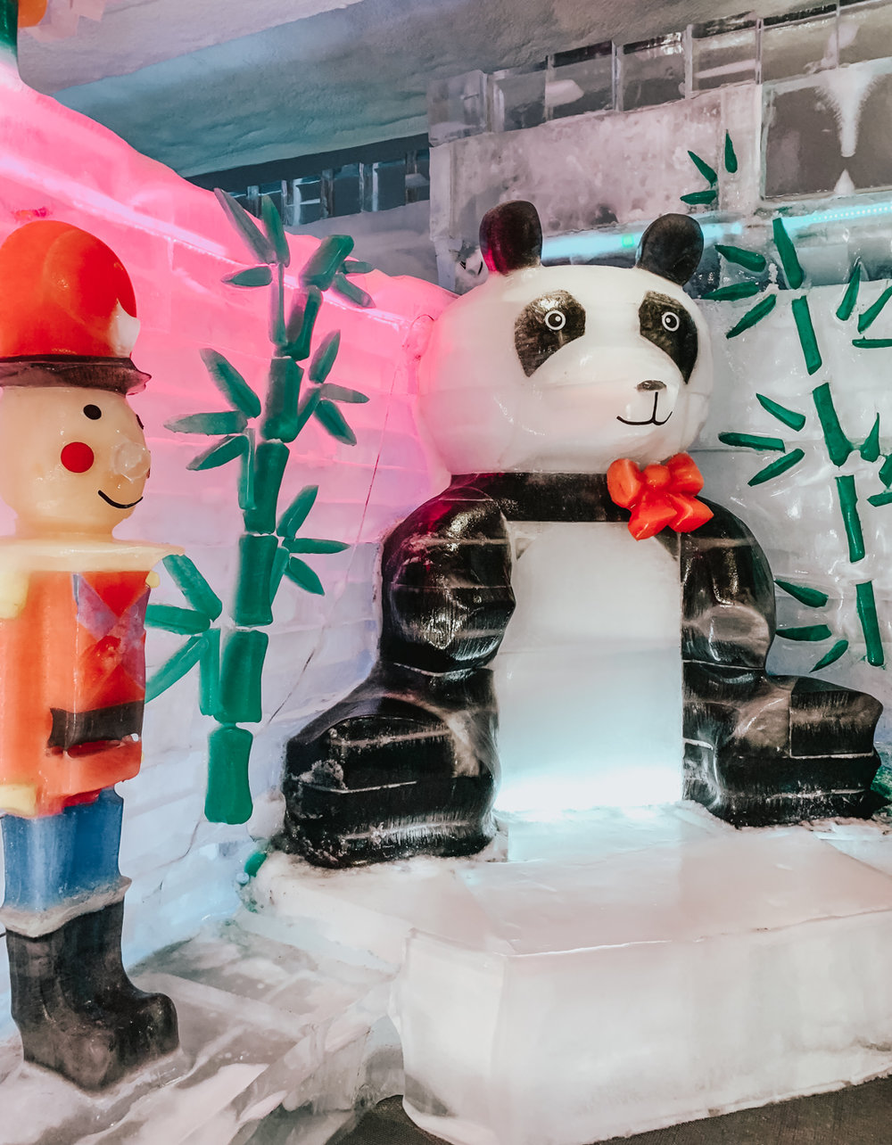 Trick Eye Museum's Ice Museum | Seoul, Korea Travel Guide | The Chic Diary