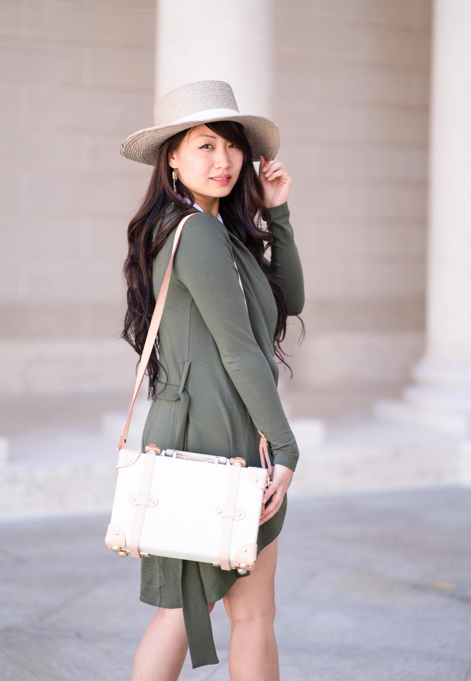Ethical Fashion | Janessa Leone bolero hat | The Chic Diary