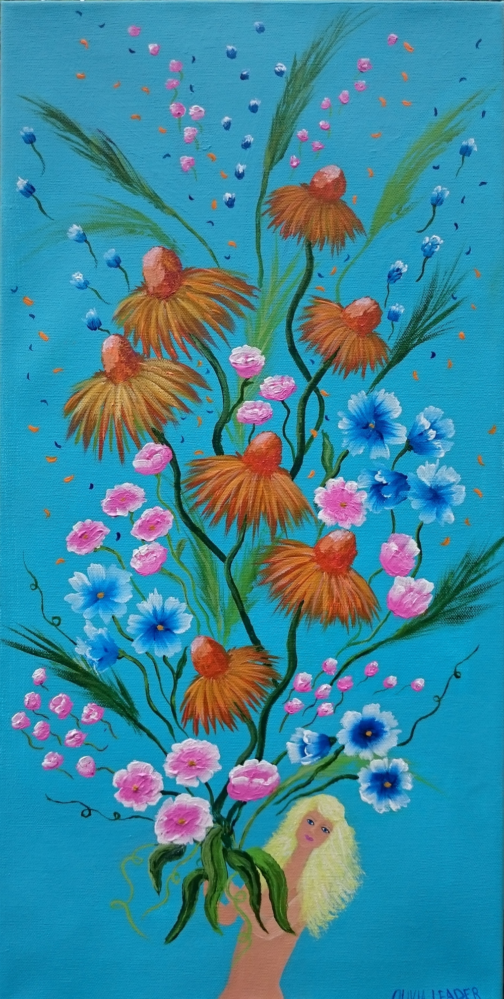 Flowers Flourish