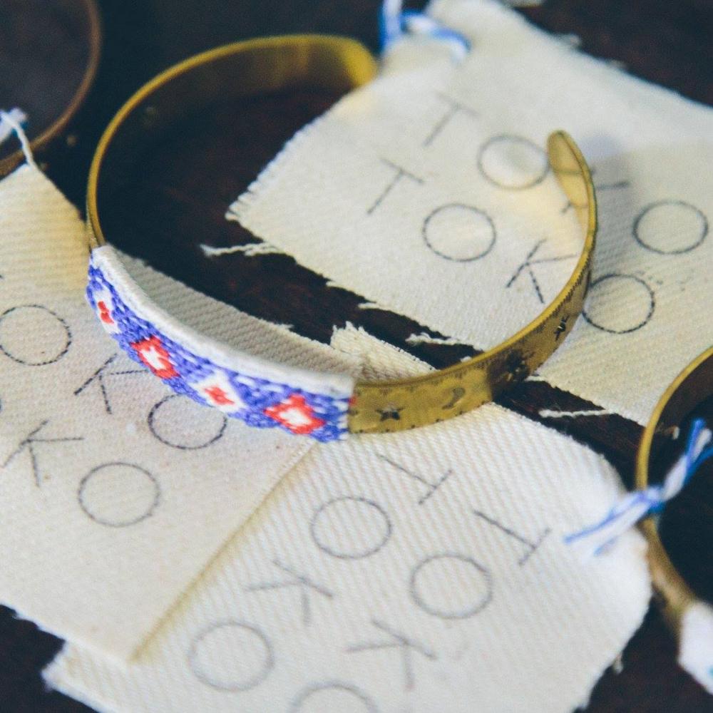 Toko-Toko bracelet