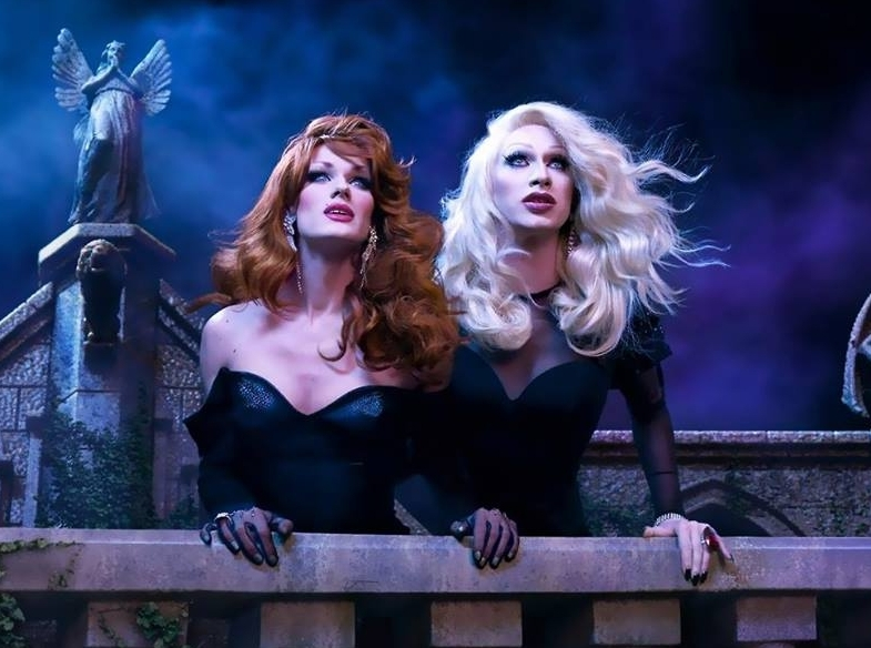 Jinx Monsoon and Ivy Winters