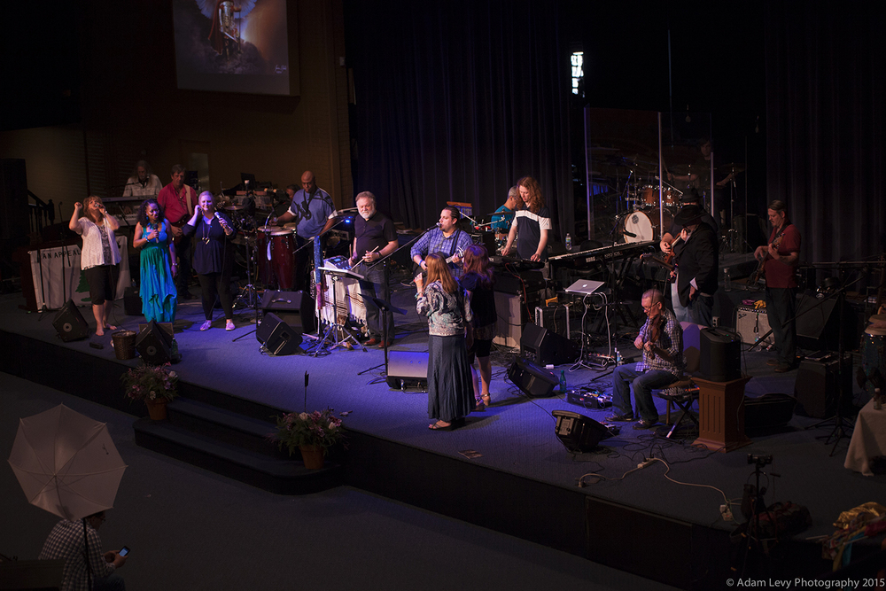 Tribe Quantum Worship Congress – Collinsville, IL – 6/12/15