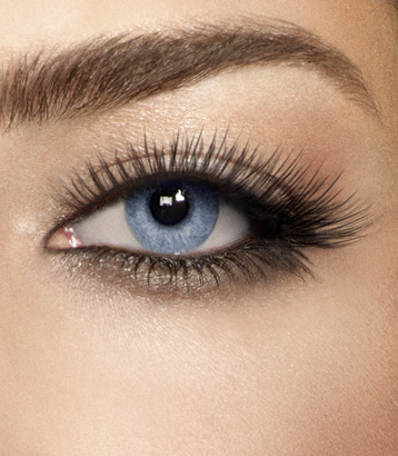 Lashes makeup for Abeille salon roseville