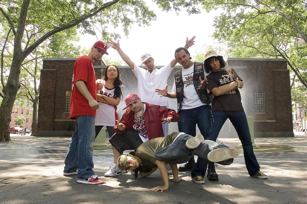 Rocksteady Crew
