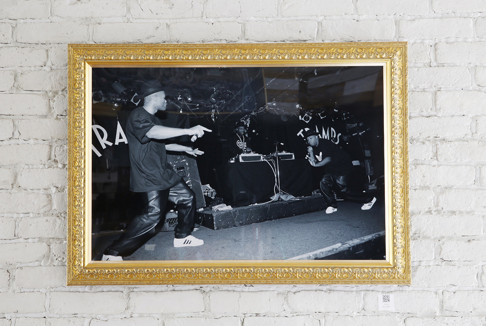 New York Before Zeros vol.1  Photo Exhibition @ Suzu Cafe 9/26-10/24/2014  Run DMC photo