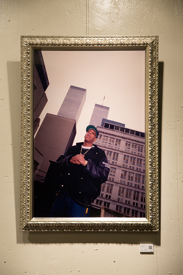 New York Before Zeros vol.2  Photo Exhibition @ Nos Ebisu  1/27-2/27/2015  Jay-Z Photo
