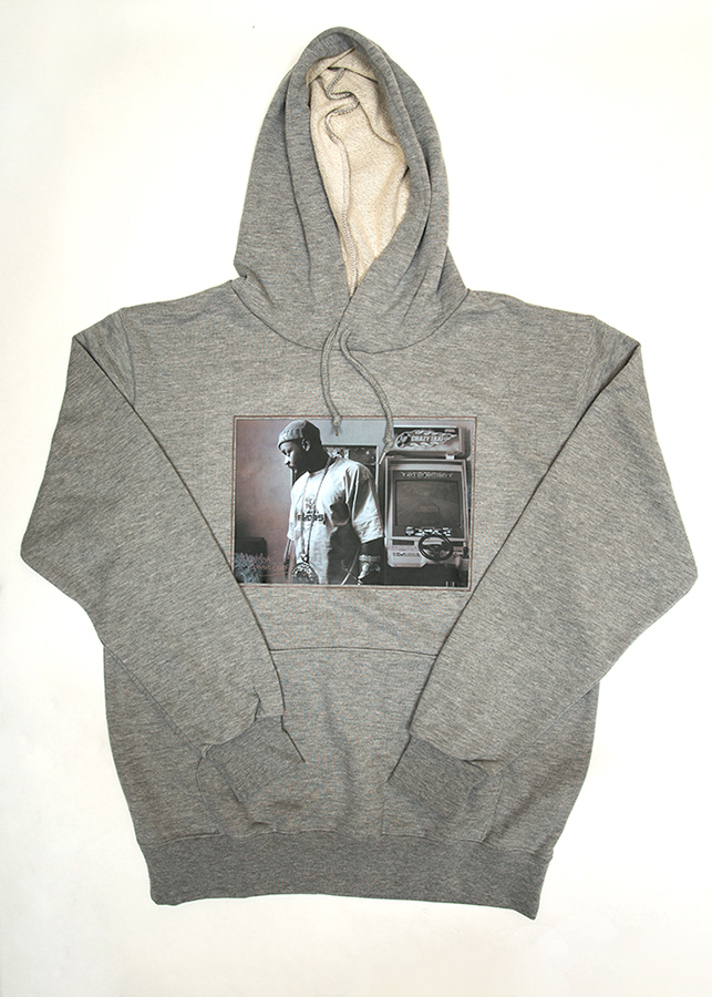 Ghostface Hoodie   Available @ Burner