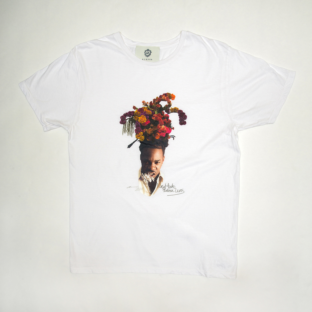 Busta Rhymes Photo Tee   Available @ Burner