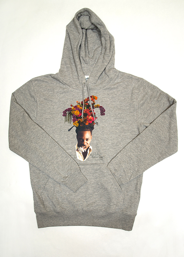 Bustarhymes Hoodie   Available @ Burner