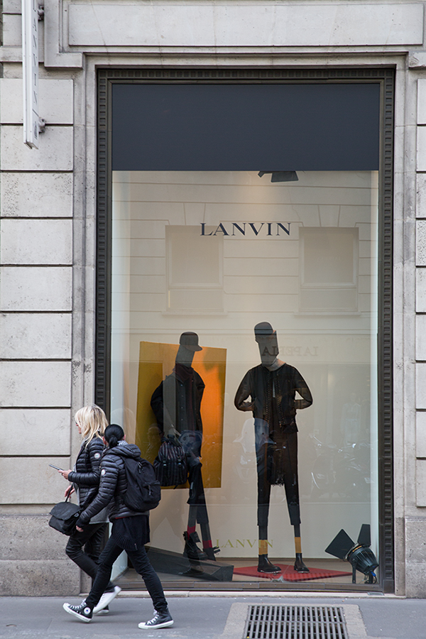 Lanvin in Paris