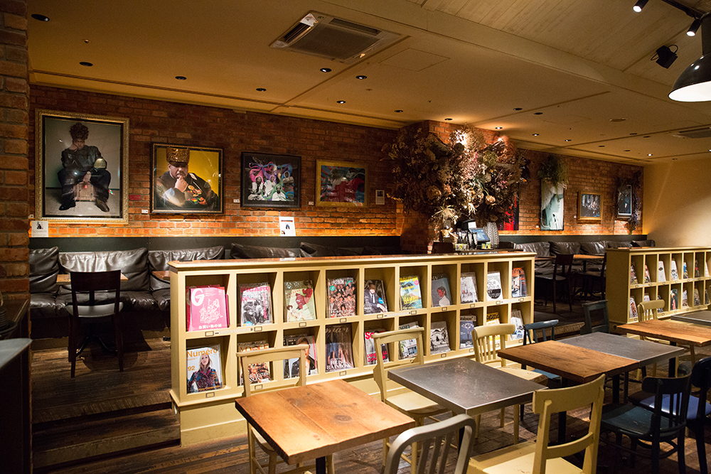 NYBZ Vol.5 @ Brooklyn Parlor Shinjuku 9/14-11/15/2015