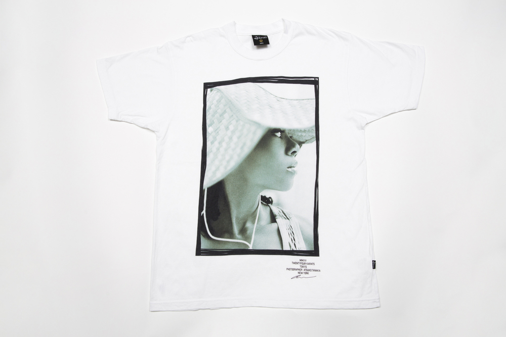 24 Karats Collaboration Tee_Left Eye